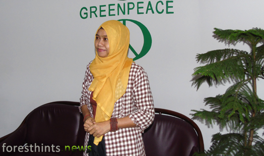 Greenpeace says minister's IPOP move commendable