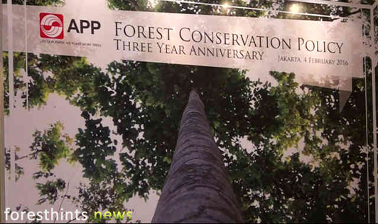 APP removes conservation masterplan from website