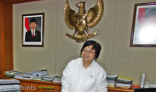Indonesian minister gives green light to a detailed study of IPOP through bilateral cooperation