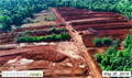 HCV areas being destroyed by bauxite mining company